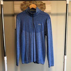 Nike Golf Knit Zip Pull-Over
